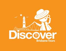 #246 para Logo Design for Discover Brisbane Tours por vinayvijayan