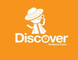 #78 для Logo Design for Discover Brisbane Tours от vinayvijayan