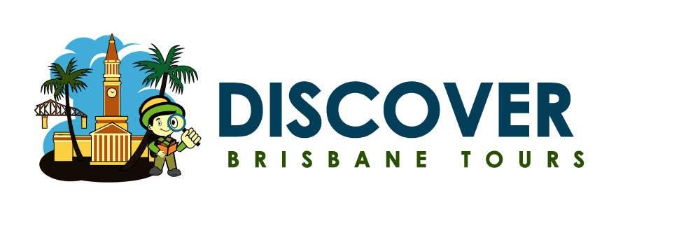 Bài tham dự cuộc thi #276 cho Logo Design for Discover Brisbane Tours