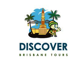 #280 para Logo Design for Discover Brisbane Tours por sat01680