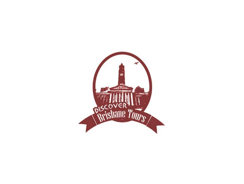 Bài tham dự cuộc thi #284 cho Logo Design for Discover Brisbane Tours