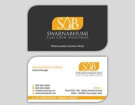 papri802030 tarafından Design a professional business card for me için no 4