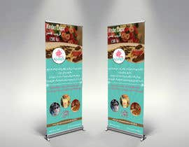 nº 14 pour design menu and rollup stand banner in Arabic par Manik012