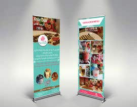 nº 18 pour design menu and rollup stand banner in Arabic par Manik012