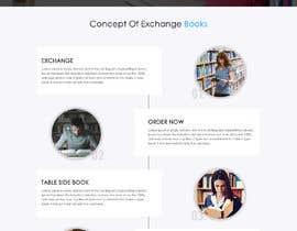 #4 for Book exchange website by veletechnosoft