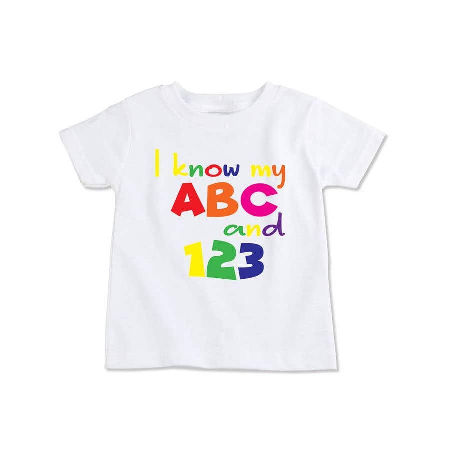 Bài tham dự cuộc thi #6 cho Create T-shirts samples for website launch