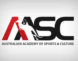 nº 10 pour Logo Design for AASC - Australian Academy of Sports & Culture par himangshumaitysl