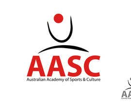 #121 para Logo Design for AASC - Australian Academy of Sports & Culture por atteec