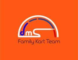#11 for logo for family karting team DMS by spgohil413