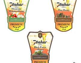#65 for Create Packaging label  for Honey by letindorko2