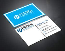 #31 for Business Cards and Signature line design by readowanbeg