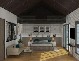 #14 cho Interior room design - 3D bởi FuRuS