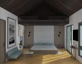 #24 cho Interior room design - 3D bởi FuRuS