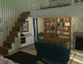 #30 cho Interior room design - 3D bởi maitranart