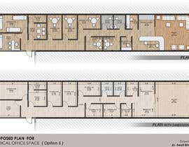 #141 for Design a floor plan for our new medical office space af swatibhingare