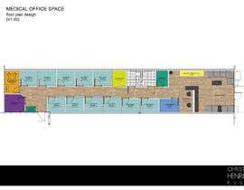 #17 for Design a floor plan for our new medical office space af chenkus