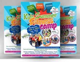 #19 untuk kids summer fitness camp poster oleh satishandsurabhi