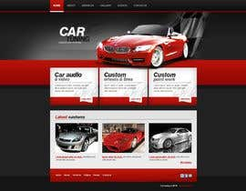#24 for Build a Car Shipping Website by jitshuvo