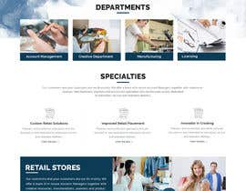 #33 for Homepage Makeover af creativecas
