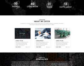 #11 for Homepage Makeover af sudpixel