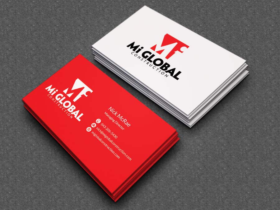 Contest Entry #57 for corporate branding, stationary required