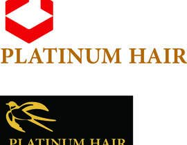 #231 for Logo Design - Platinum Hair Australia by almodina965145