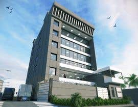 #14 for Elevation Design of Commercial Building af ShahMax