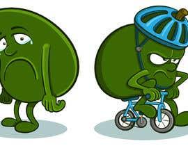 """#148 for Design """"Mr Avocado"""" for Children's Book af ArtOfDave"""