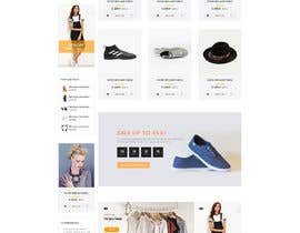 #10 for Design a Website Mockup in PSD by tamim85