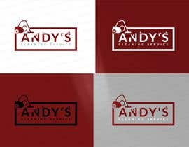 #5 for ANDY'S CLEANING SERVICE - logo by dikacomp