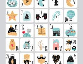 #23 para Create a new range of xmas advent calendar por sudhy8