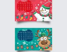 #47 para Create a new range of xmas advent calendar por baskarmanih96