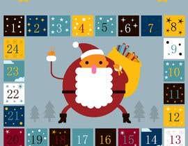 azaharali5010 tarafından Create a new range of xmas advent calendar için no 8