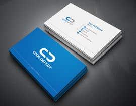 Nro 89 kilpailuun Design a logo and business card käyttäjältä Darkrider001