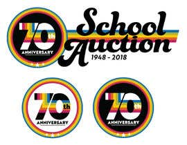 #43 for School Auction Logo by totemgraphics