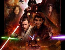 #52 cho Add my nephew to a Star Wars poster or scene bởi MarekDAZPostulka
