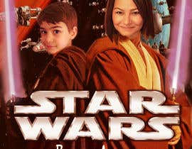 #70 cho Add my nephew to a Star Wars poster or scene bởi dhonfaxz