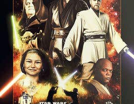 #91 cho Add my nephew to a Star Wars poster or scene bởi ccet26