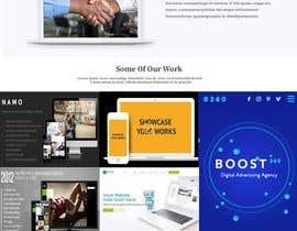 #33 untuk Design a Home Page oleh AnABOSS