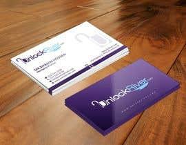 nº 78 pour Design some Business Cards for UnlockRiver par smshahinhossen