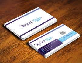 nº 119 pour Design some Business Cards for UnlockRiver par IllusionG