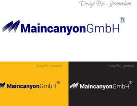 nº 33 pour Logo Design for MAINCANYON GmbH par jjosemadam