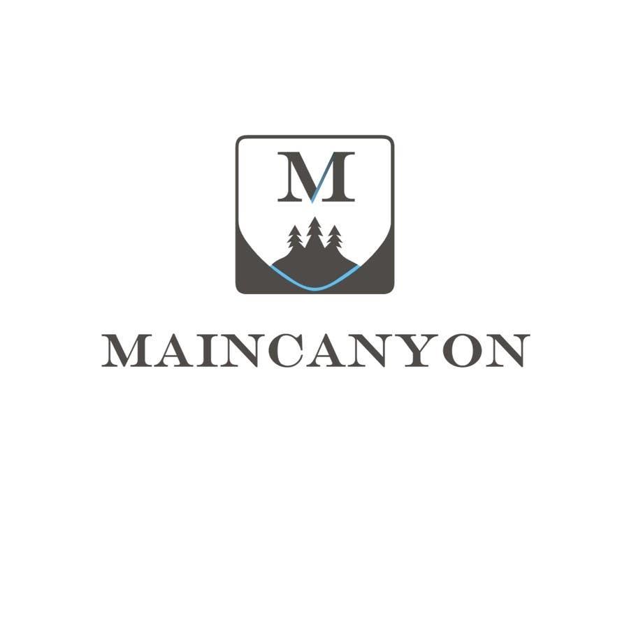 Penyertaan Peraduan #20 untuk Logo Design for MAINCANYON GmbH
