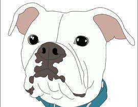 pigulchik tarafından Simple outline of dog (no background) için no 13