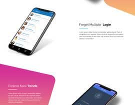 #16 for Landing Page/Website for a New App by webmastersud