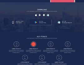 #20 for Landing Page/Website for a New App by adixsoft