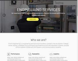 #8 for Company Website Landing Page and Content Creation by usd2m