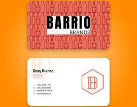 #157 para Design Business Cards por SondipBala