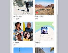 nº 20 pour iPhone App Design Mockup par solankisagar97