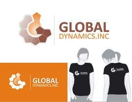#140 for Logo Design for GLOBAL DYNAMICS INC. by xahe36vw